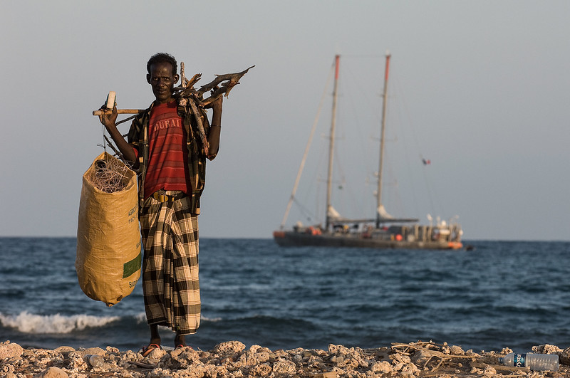 TARA OCEANS EXPEDITION - DJIBOUTI 2010