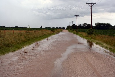 Flooding In Cherokee County Kansas