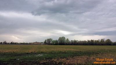 April 12, 2015 - Southwest Pittsburg, Kansas