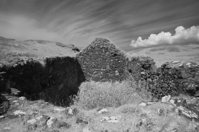 Mill Ruin, Glen Astle, Isle of Islay, Scotland. 2011
