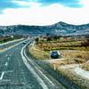 It was raining when we left Nevsehir area, Cappadocia region, Turkey.