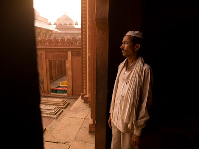 Fatehpur Sikri - the City of Victory, India