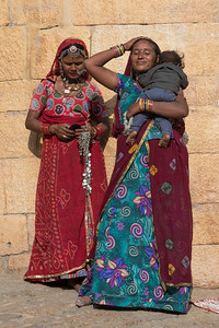 Jaisalmer Fort - Rajasthan India