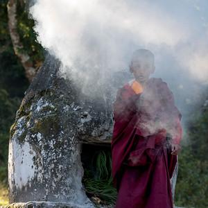 Rinchenpong Monastary, Sikkim