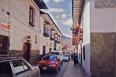 Downtown Cuzco