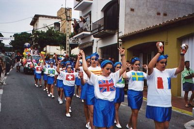 Northern Spain - Annual Procession
