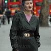 Last day of London Fashion week February 2017
