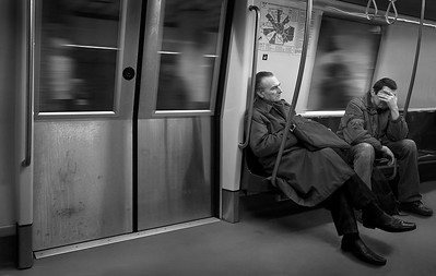 Metro Commuters