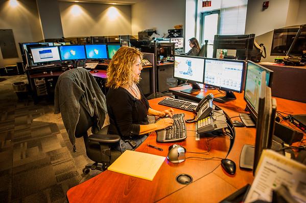 Glendale 911 Call Center