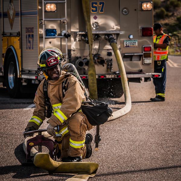 GPD Fire Training 2-2188