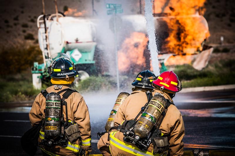 GPD Fire Training 2-2506