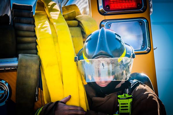 Glendale Fire Department Training