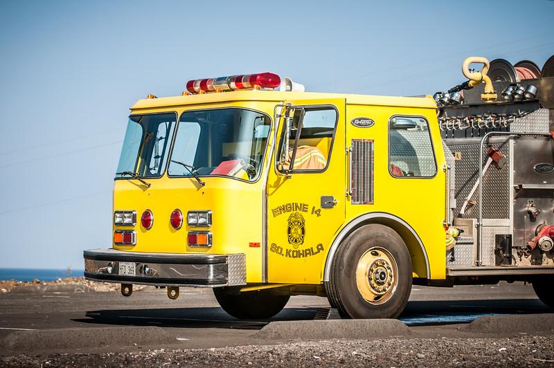 Hawaii Fire Dept 2038