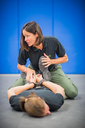 Artemis Officer Safety & Survival Training for Women