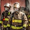 MVFD Live Fire C shift 3012