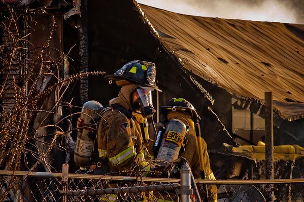NWFD EN37 16th Pl Fire