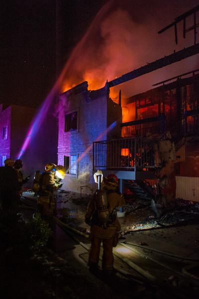 TFD 22nd St Fire-4076
