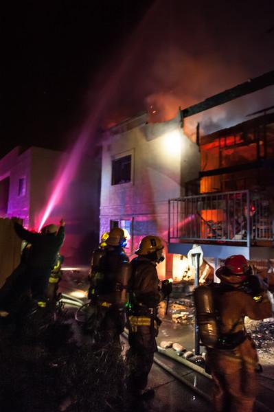 TFD 22nd St Fire-4071
