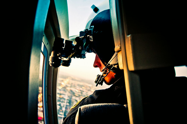 TPD Air Support Team Air-to-Ground Mission