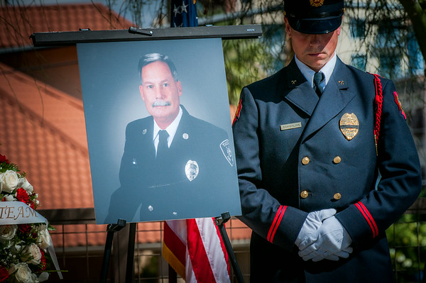 TFD Inspector Tom Quesnel Funeral Services