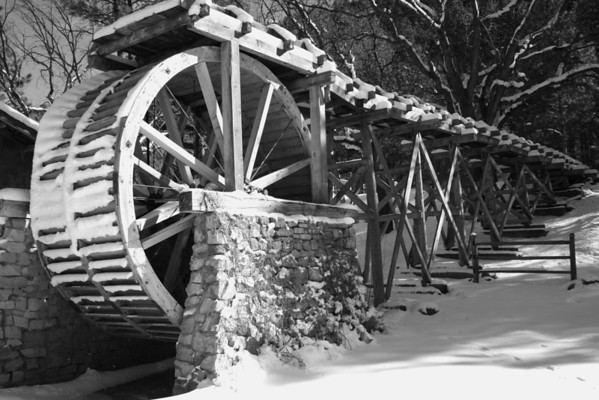 """Old Mill"", Ruidoso, NM"
