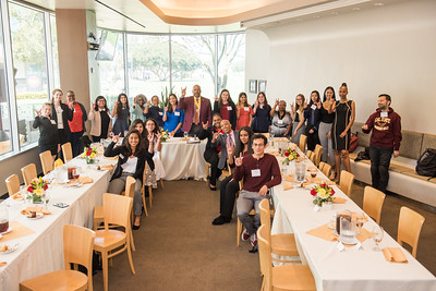 Presidential Scholars Luncheon 2018