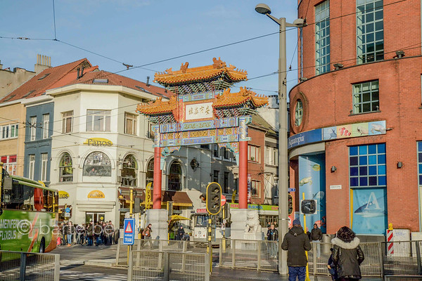 china town antwerp