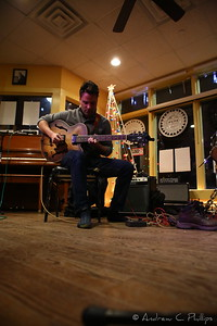 Studio Two Open Mic - 12.12.2016