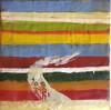 "2005  6"" x 6""  encaustic on canvas"