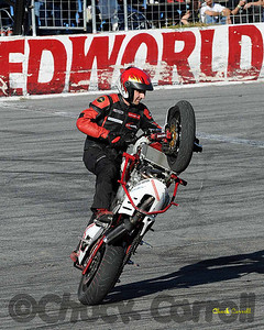 StuntWars, Orlando Florida, Stunt Riders, Trick Riders   - Orlando Speed World , Motorcycles