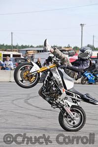Stunt Wars Saturday January 15, 2011  - Qualifying  & Practice