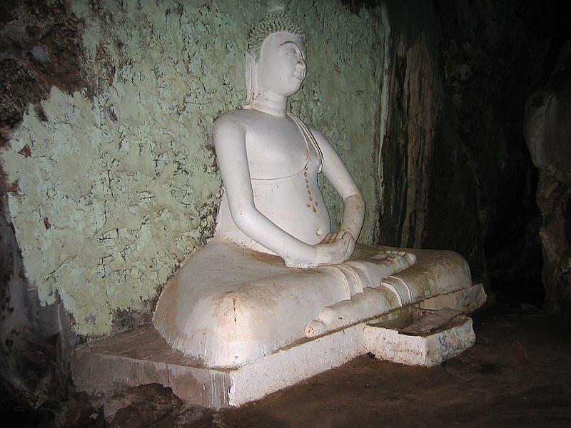 Khao Yai National Park - Buddha Statue