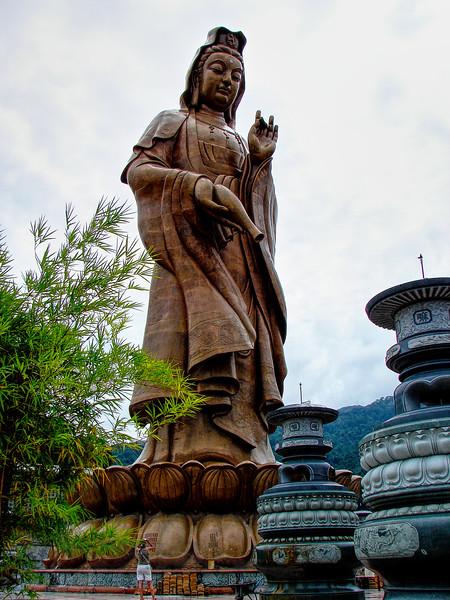 Buddha Statue in Malaysia