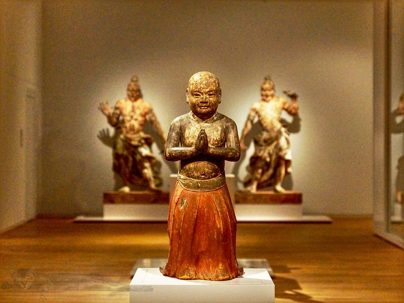 Rijksmuseum - Shotoko Taishi Statue