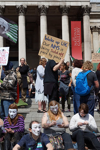 Austerity Protest