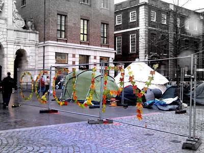 OCCUPY Protest, London 2011 / 2012