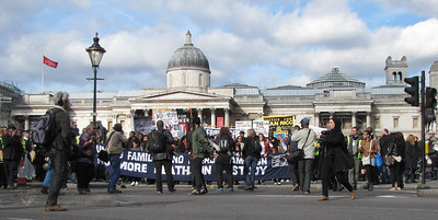Protest about Deaths in Police Custody