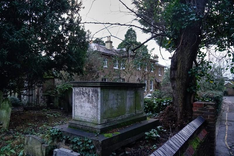 St Mary's Church - Merton Park