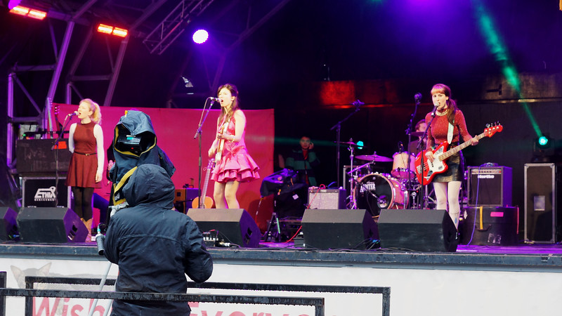 Music at Chinese Day - London - 2013