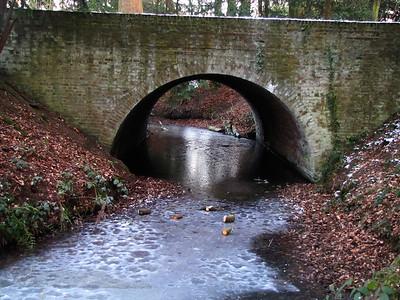 Osterley Park Yellow Brick Bridge