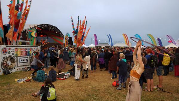 Tropical Pressure Festival, Porthtowan, Cornwall