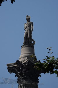 Admiral Horatio Nelson - Nelson's Column
