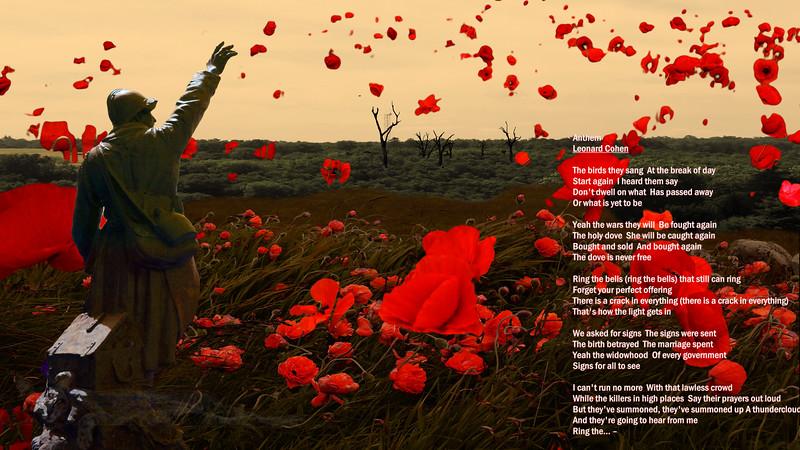 Remembrance - Anthem - Leonard Cohen