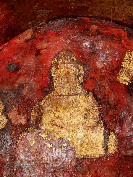 Wall Painting in Ayutthaya  (อยุธยา)