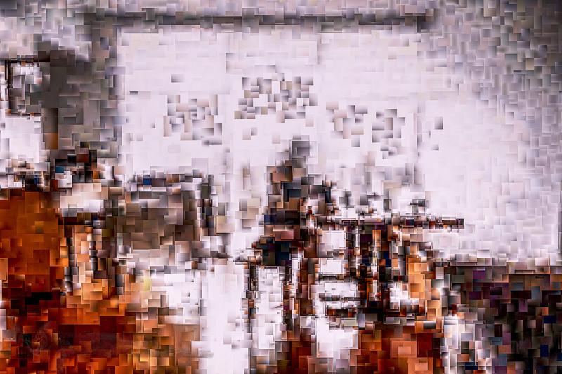 Breakfast in the Kitchen - Mosaic