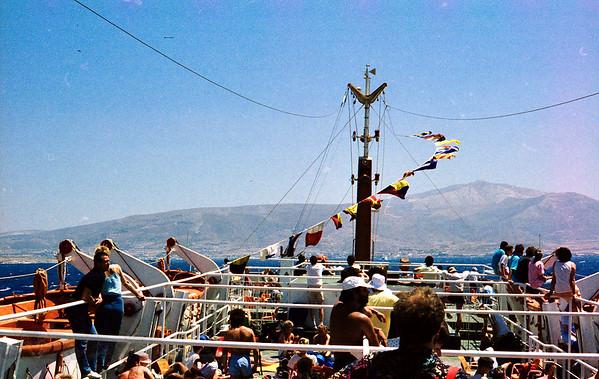 Greek Ferry (80s)