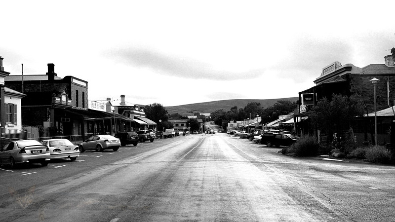 Burra Main Street - South Australia