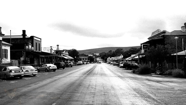 Burra Main Street - South Australia