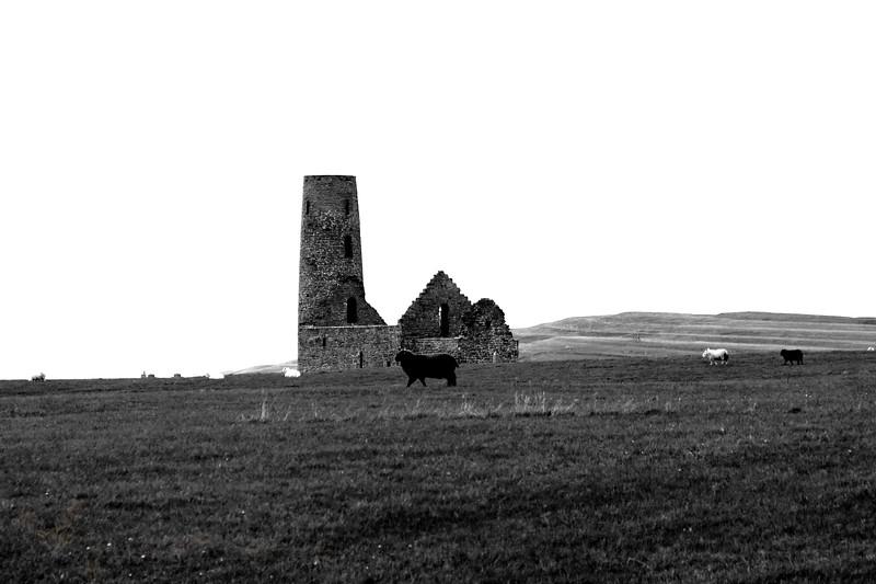 St Magnus Church - Egilsay