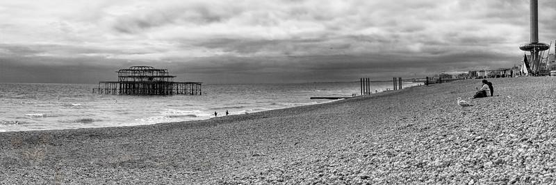 Brighton West Pier - 2019
